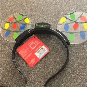Light up Disney ears